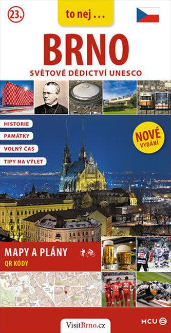 Brno - kapesní průvodce/česky - Eliášek Jan