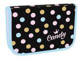 Školní penál jednopatrový - Candy