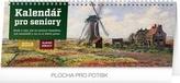 Kalendář pro seniory - stolní kalendář 2018