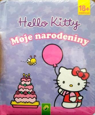 Hello Kitty - Moje narodeniny - autor neuvedený