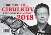 Cibulkův kalendář pro pamětníky 2018