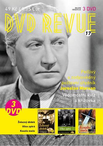 DVD Revue 17 - 3 DVD - neuveden