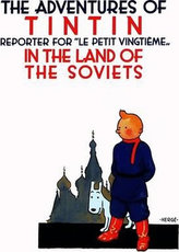 Tintin 1 - Tintin in the Land of Soviets