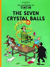 Tintin 13 - The Seven Crystal Balls