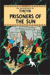Tintin 14 - Prisoners of the Sun