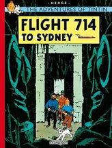 Tintin 22 - Flight 714 to Sydney