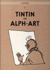 Tintin 24 - Tintin and Alph-Art