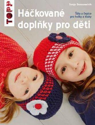 TOPP Háčkované doplňky pro děti - Donnenwirth, Sonja