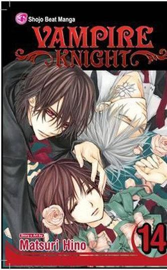 Vampire Knight, Volume 14 - Hino Matsuri