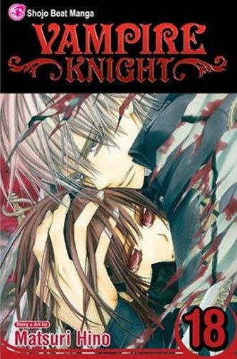 Vampire Knight, Volume 18 - Hino Matsuri