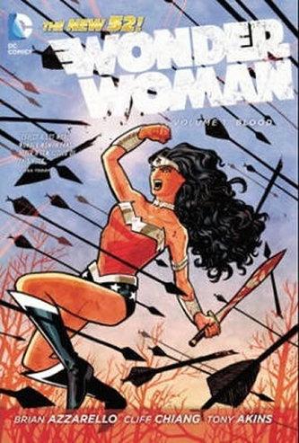 Wonder Woman: Blood Volume 1 - Brian Azzarello; Jim Lee