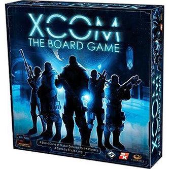 XCOM - Desková hra - neuveden