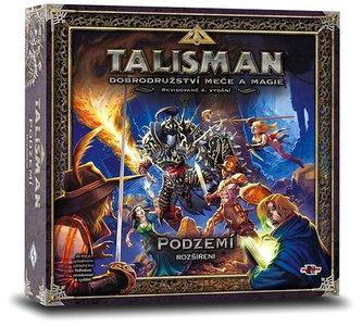 Talisman/Podzemí - Společenská hra - neuveden