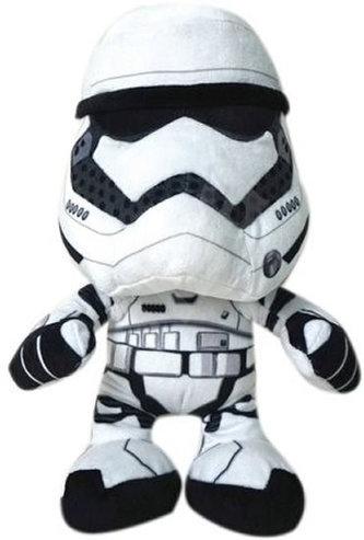 Star Wars VII - Villain Trooper White 25cmplyšová figurka - neuveden