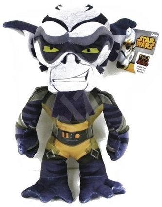 Star Wars Rebels - Zeb 25cm plyšová figurka - neuveden