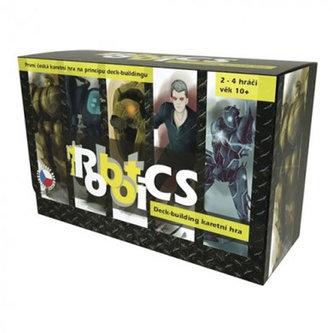 RobotiCS - Deck-building karetní hra - Blackfire production