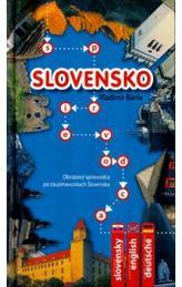 Slovensko - Sprievodca tvrdá väzba