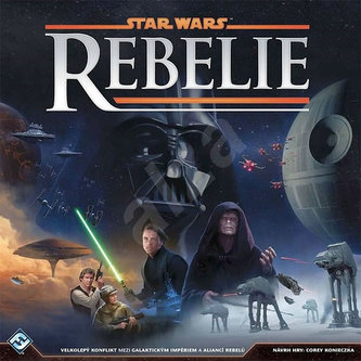 Star Wars/Rebelie - Desková hra - neuveden