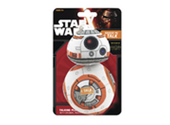 Star Wars VII - BB8/Mini mluvící plyšová hračka 10cm - neuveden