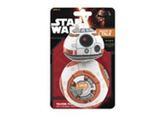 Star Wars VII - BB8/Mini mluvící plyšová hračka 10cm - Underground toys