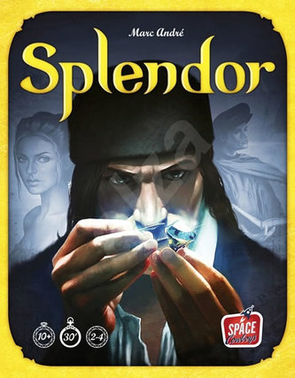 Splendor - Karetní hra - neuveden