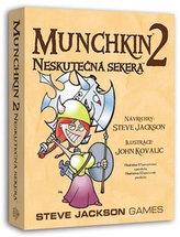 Munchkin 2/Neskutečná sekera - Karetní hra