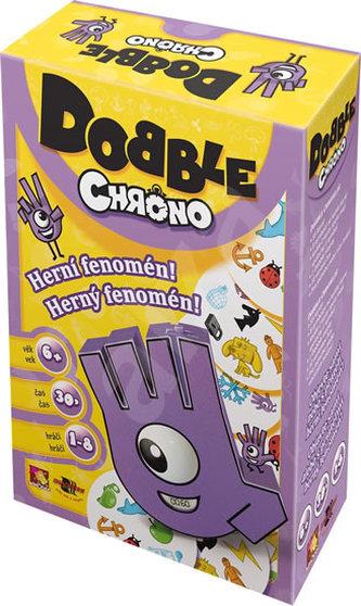 Dobble/CHRONO - Společenská hra