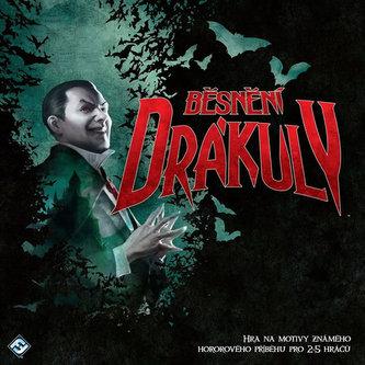 Běsnění Drákuly (Fury of Dracula) - Desková hra - neuveden