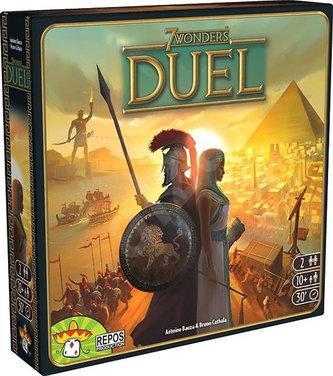 7 Divů světa/DUEL - Společenská hra - neuveden