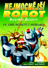 Nejmocnější robot Rickyho Ricotty vs. obří moskyti zMerkuru