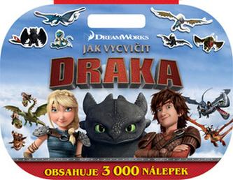 Megaknížka Jak vycvičit draka - DreamWorks