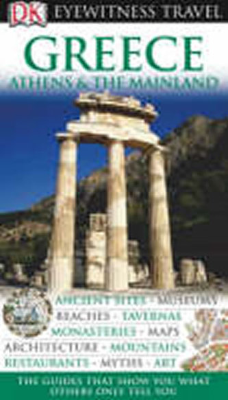 Greece, Athens - DK Eyewitness Travel - neuveden