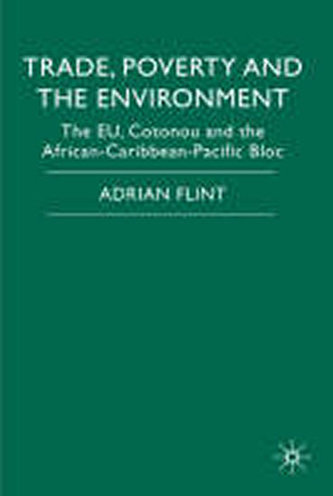 Trade, Poverty and the Environment - Flint Adrian