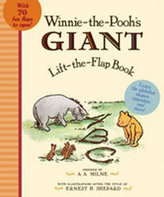 Winnie-The-Pooh´s GIANT Lift-The-Flap Book