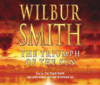 Triumph of the Sun*CD - Wilbur Smith