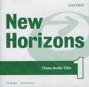 New Horizons 1 Class Audio CDs /2/