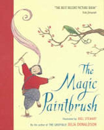 The Magic Paintbrush - Donaldson Julia