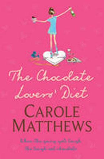 The Chocolate Lovers´ Diet - Matthewsová Carole