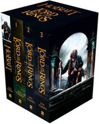 The Hobbit and The Lord of the Rings - Boxed Set - Tolkien J.R.R.