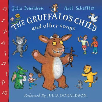 The Gruffalo´s Child and Other Songs - CD - Donaldson Julia