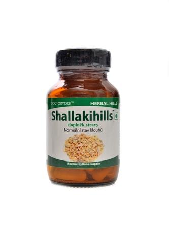 Herbal Hills - Shallakihills 60 vege kapslí