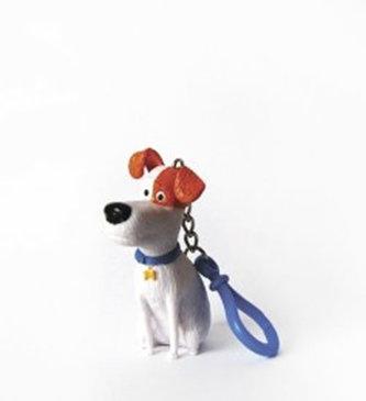 Tajný život mazlíčků - SLOP/3D figurka s nylon přívěskem - neuveden