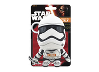 Star Wars VII - Stormpooter/ Mini mluvící plyšová hračka 10cm - neuveden