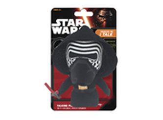 Star Wars VII - Kylo Ren/Mini mluvící plyšová hračka 10cm - neuveden