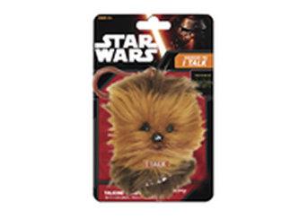 Star Wars VII - Chewbaca/Mini mluvící plyšová hračka 10cm - neuveden