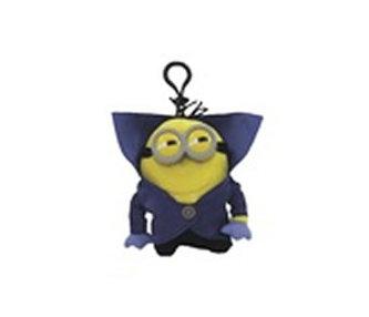 Mimoni 1 - Plyšová hračka 12-15 cm s nylon přívěskem (více druhů) - neuveden