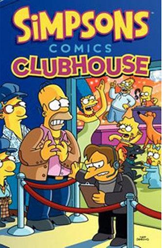 Simpsons Comics Clubhouse - Matt Groening
