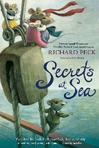 Secrets at Sea - Peck, Richard