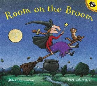 Room on the Broom - Donaldson Julia
