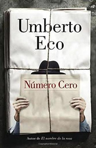 Numero Cero - Umberto Eco